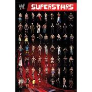 WWE Superstars Maxi Poster (61 x 91.5cm)
