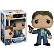 X-Files Fox Mulder Figurine Funko Pop!