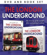 Great British Transport: London Underground (Includes Book)