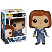 X-Files Fox Dana Scully Pop! Vinyl Figure
