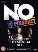 Pablo Larrain Collection (Tony Manero / Post Mortem / No)