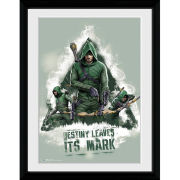 DC Comics Arrow Destiny - 30x40 Collector Prints