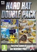 Hard Hat Double Pack - Crane & Digger Simulation