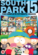 South Park: The Complete 15 Season (Re-packaged)