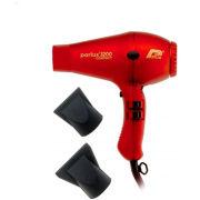 Secador compacto Parlux 3200 - Rojo