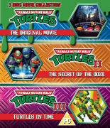 Teenage Mutant Ninja Turtles - Movie Verzameling