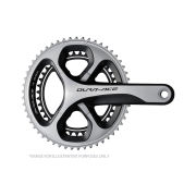 Shimano Dura-Ace FC-9000 Bicycle Chainset 52-36T