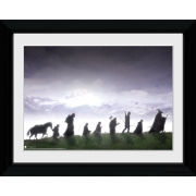 Lord of the Rings Fellowship - Collector Print - 30 x 40cm