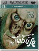 Das Testament des Dr. Mabuse - Dual Format Editie (Blu-Ray en DVD)