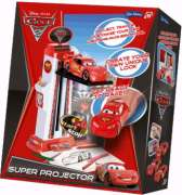 Disney Cars 2 3D Projector