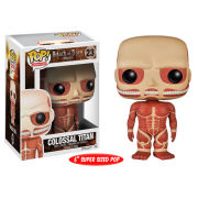 Attack on Titan Colossal Titan 6 Inch Funko Pop! Figuur
