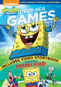SpongeBob SquarePants: Deep-Sea Games (Includes SpongeBob Football Star)