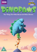 Dinopaws - The Thing That Was Round and other stories