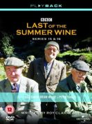 Last Of The Summer Wine - Seizoen 15-16 - Compleet