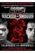 UFC - UFC 104 - Machida Vs Shogun