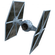 Hot Wheels Elite Star Wars Empire Strikes Back Imperial Tie Fighter Model
