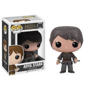 Game Of Thrones Arya Stark Pop! Vinyl Figuurtje
