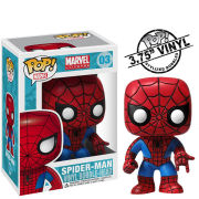 Figura Pop! Vinyl Bobble Head Spider-Man - Marvel