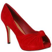 Moda In Pelle Women's Clone Shoes - Red