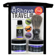 eShave Lavender Travel Kit