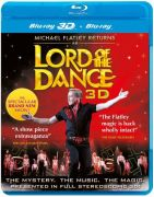 Michael Flatley Returns as Lord of Dance in 3D