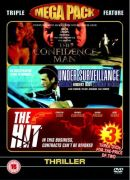 The Confidence Man/Under Surveilance/The Hit