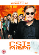 CSI: Miami - Complete Season 10