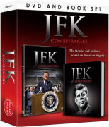 The JFK Conspiracies (Includes Book)