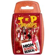 Jeux de cartes High School Musical 3 -Top Trumps