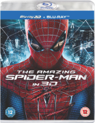 The Amazing Spider-Man 3D (Bevat UltraViolet Copy)