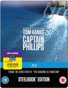 Captain Phillips - Edición Steelbook (Masterizada en 4K) (Incluye Copia UltraVioleta)