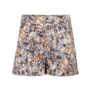 Madam Rage Women's Multi Print Shorts - Multi
