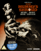 The Mummys Shroud - Double Play (Blu-Ray en DVD)