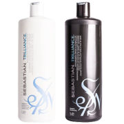 Sebastian Professional Trilliance Shampoo and Conditioner (2 x 1000ml)