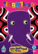 Tinga Tinga Tales: Why Elephant Has a Trunk - Big Face Edition