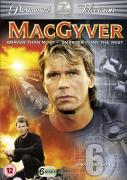 MacGyver - Series 6 - Complete