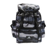 New Balance Men's AOP Backpack - Black