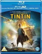 The Adventures of Tintin: The Secret of the Unicorn 3D (3D Blu-Ray, 2D Blu-Ray, DVD and Digital Copy)