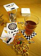 Barspiele Bierdeckel