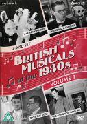 British Musicals of the 1930s