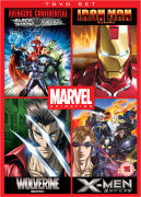 Marvel Anime Box Set