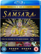 Samsara - Double Play (Blu-Ray and DVD)