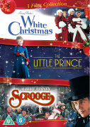 Christmas Triple Pack - White Christmas / Little Prince / Scrooge