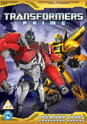Transformers Prime - Season 1: Dangerous Ground