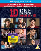 One Direction: This Is Us 3D (Bevat UltraViolet Copy)