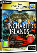 Hidden Expedition 5: The Uncharted Islands Collector's Edition