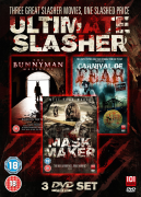 Ultimate Slasher Movie Triple Box Set