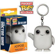 Doctor Who Adipose Pocket Pop! Schlüsselanhänger