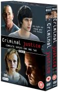 Criminal Justice: Complete Box Set