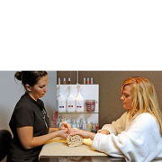 Bannatyne or Champneys Quick Fix Manicure and Pedicure